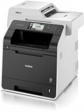 Test Farb-Laserdrucker - Brother MFC-L8850CDW