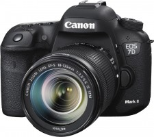 Test APS-C-Kameras - Canon EOS 7D Mark II