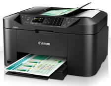 Test Multifunktionsdrucker - Canon Maxify MB2150