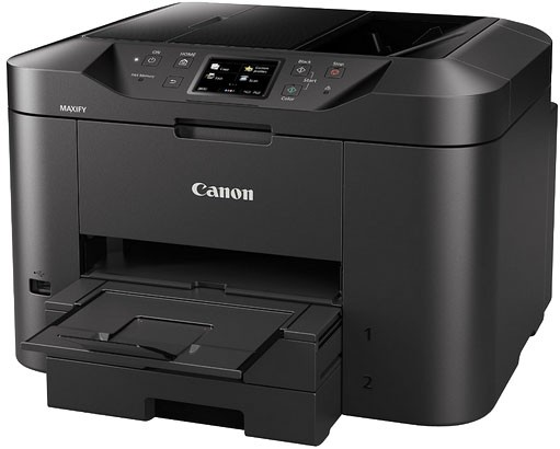 Canon Maxify MB2750 Test - 0