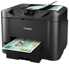 Test Multifunktionsdrucker - Canon Maxify MB5450
