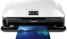 Test Thermodrucker - Canon Pixma MG7150