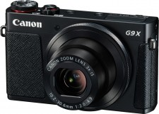 Test Kameras mit Touchscreen - Canon PowerShot G9 X