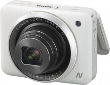 Test Kameras mit Touchscreen - Canon PowerShot N2