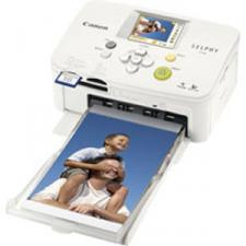 Test Thermodrucker - Canon Selphy CP760