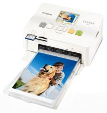 Test Thermodrucker - Canon Selphy CP780