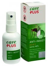 Test Insektenschutz - Care Plus DEET Anti-Insect Spray 40%