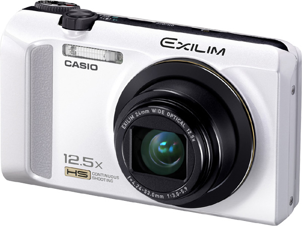 Casio Exilim EX-ZR200 Test - 2