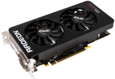 Test Aktuelle AMD-Grafikkarten - Club 3D Radeon R9 285 Royal Queen
