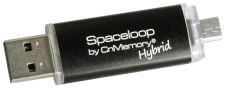 Test USB-Sticks mit 32 GB - CnMemory Spaceloop Hybrid