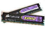 Test DDR2 - Corsair TWIN2X-2048-8500C5