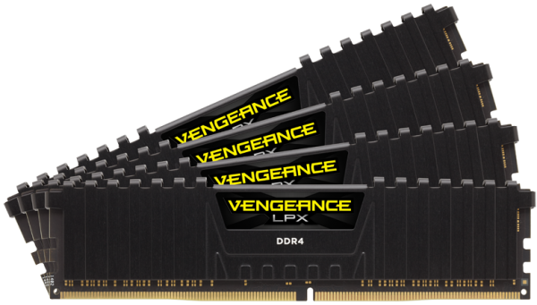 Corsair Vengeance LPX 4x4 GB -3200 Test - 0