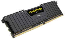 Test DDR4 - Corsair Vengeance LPX 4x8 GB DDR4-3000