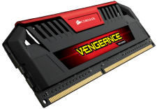 Test DDR3 - Corsair Vengeance Pro 4x8 GB DDR3-2800 Kit