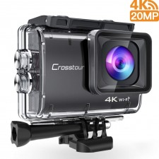 Test Camcorder - Crosstour Action Cam 4K