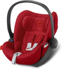 Test Kindersitze - Cybex Cloud Q mit Isofix-Basis Base Q-fix