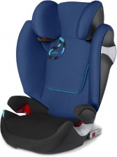 Test Kindersitze - Cybex Solution M-fix