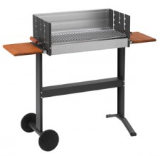 Test Holzkohlegrills - Dancook 5300