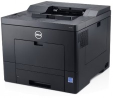 Test Farb-Laserdrucker - Dell C2660dn