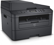 Test A4-Drucker - Dell E514dw