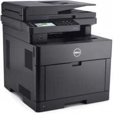 Test Farb-Laserdrucker - Dell H625cdw