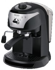 Test Espressomaschinen - DeLonghi EC 220.CD