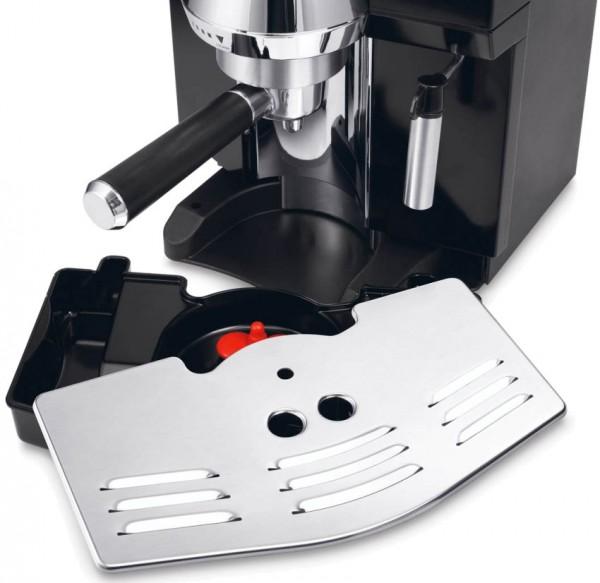 delonghi ec 820 b kaffeemaschinen im test. Black Bedroom Furniture Sets. Home Design Ideas