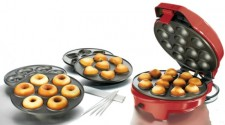Test Muffin-Maker & Co. - DS Produkte Gourmet Maxx Cake-Pop-Maker 3 in 1