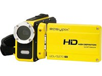Test Full-HD-Camcorder - Easypix WDV5270 HD Lagoon