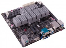Test Mini-ITX Mainboards - ECS KBN/I-2100