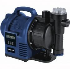 Einhell Hauswasserautomat Bg Aw 1136 Bew Sserung Im Test