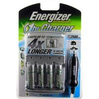 Test Akku-Ladegeräte - Energizer Rechargeable 1hr Charger