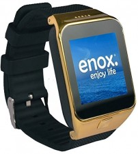 Test Smartwatches - Enox Smart-Watch-Phone SWP55