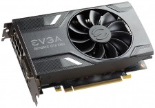 Test Grafikkarten - EVGA GTX 1060 Gaming