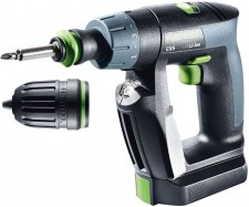 Test Festool CXS Li 2,6-Plus