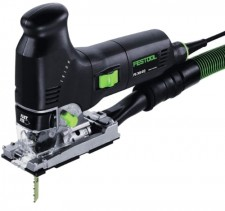Test Stichsägen - Festool Trion PS 300 EQ-Plus