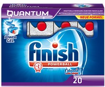 Test Finish Powerball Quantum Power Gel