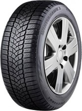 Test Winterreifen - Firestone Winterhawk 3 (205/55 R16H)