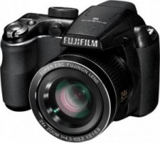 Test Bridgekameras mit RAW - Fujifilm FinePix HS20