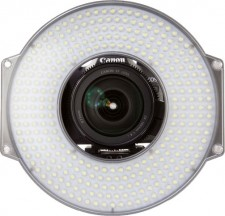 Test Ringblitze - F&V HDR-300 LED Ring Light