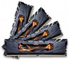 Test DDR4 - G.Skill Ripjaws 4 4x4 GB DDR4-3200