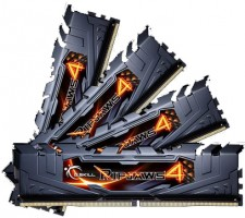 Test DDR4 - G.Skill Ripjaws 4 4x8 GB DDR4-2400