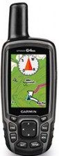 Test Outdoor-Navis - Garmin GPSMap 64ST