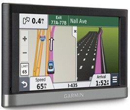 Garmin nüvi 2557LMT Test - 0