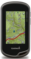 Test Outdoor-Navis - Garmin Oregon 600T