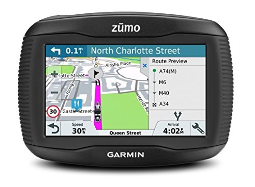 garmin zumo 395lm navigationssysteme im test. Black Bedroom Furniture Sets. Home Design Ideas