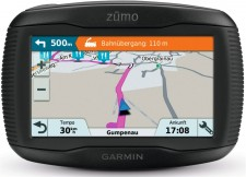 Test Navigationssysteme - Garmin zumo 395LM