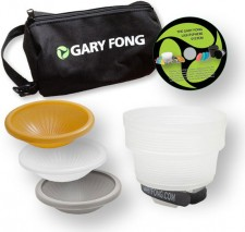Test Studiozubehör - Gary Fong Lightsphere Collapsible G5 Lighting Kit (Wedding and Event)