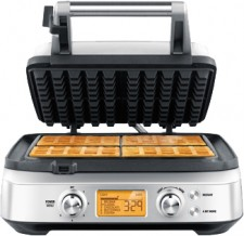 Test Waffeleisen - Gastroback Design Gourmet Waffeleisen Advanced 4S