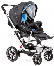 Test Kinderwagen - Gesslein F6 Air+